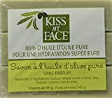 Kiss My Face Naked Pure Olive Oil Soap, ...