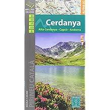 Cerdanya 1:50.000 mapa excursionista. Editorial Alpina.