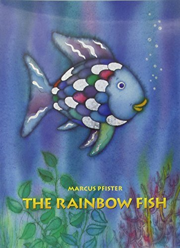 The Rainbow Fish by Pfister, Marcus (2012) Paperback