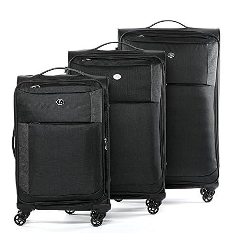 FERGÉ ensemble de valise douces (set de 3) Saint-Tropez -