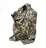 Bag hide wildlife photography. DPM Observation de la faune Masquer, Chasse cacher, Camouflage peau, légère photographie Sac cacher dans l'armée polyester motif de camouflage, une très bonne imperméabilité