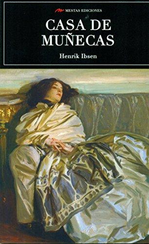 Scu. Casa De Muñecas (Ed.Integra) (SELECCIÓN CLÁSICOS UNIVERSALES) por HENRIK IBSEN