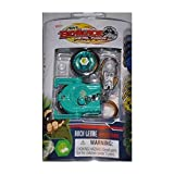 Beyblade Metal Fusion - Rock Leone Keychain Battle Top