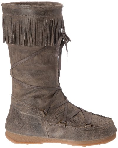 Moon Boot W.E. Dakota, Boots femme Marron (Marrone)