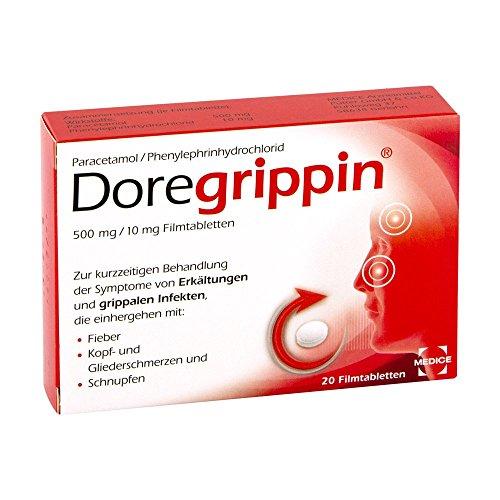 Doregrippin Tabletten, 20 St.