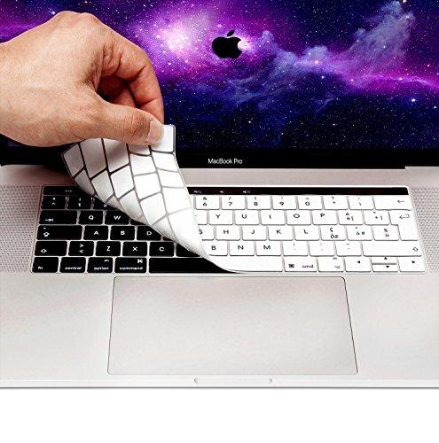 MyGadget Tastaturschutz QWERTY (Italien) für Apple MacBook Pro 13