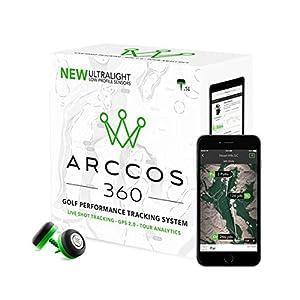 arccos 360Golf GPS 2.0Sensor System
