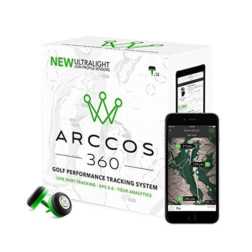 Arccos 360 Golf GPS 2.0-Sensor-System