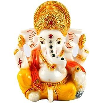Aica Lord Ganesha Ganesh Ganpati Car Dashboard Idol Hindu