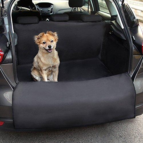 Funda Maletero Coche para Perros protector para maletero coche Impermeable Antideslizante accesorios...