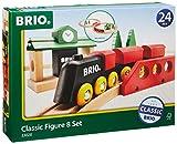 BRIO Classic Railway - Figure 8 Set