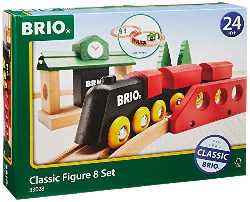 BRIO - 33028 - CIRCUIT EN 8 TRADITION