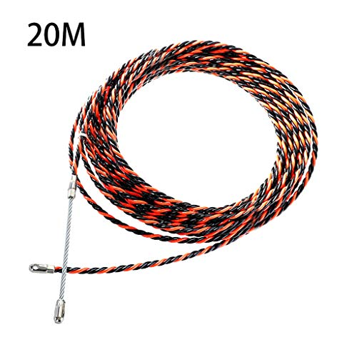 Einfädelvorrichtung, Chshe, Geflochtenes Kabel Für Elektrokabel 5/10/15/20/25/30M, Kabeleinfädelvorrichtung Für Elektrokabel (D) -