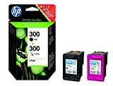 INK CARTRIDGE, HP300 COMBO 2 PACK--- Cartridge Original Type Number : CN637EE--- Consumable Type : Original--- Ink Colour : Black, Cyan, Magenta, Yellow--- Printer Brand : HP--- SVHC : No SVHC (17-Dec-2014)--- OEM Reference : 300