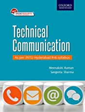 Technical Communication in English: For JNTU - Hyderabad