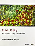 Public Policy: A Contemporary Perspective