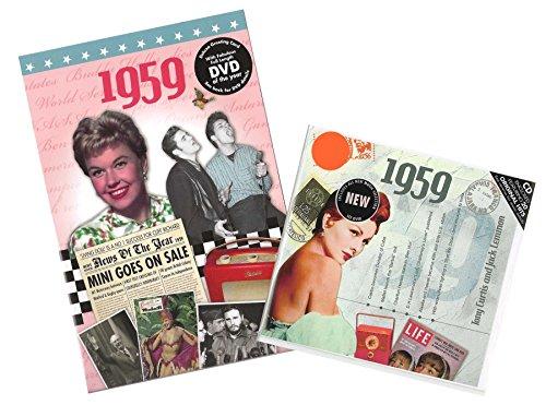 & combinato CD DVD, Set regalo 1959