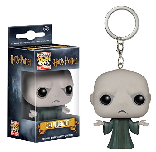 Schlüsselanhänger - Lord Voldemort (Harry Potter Lord Voldemort Kostüm)