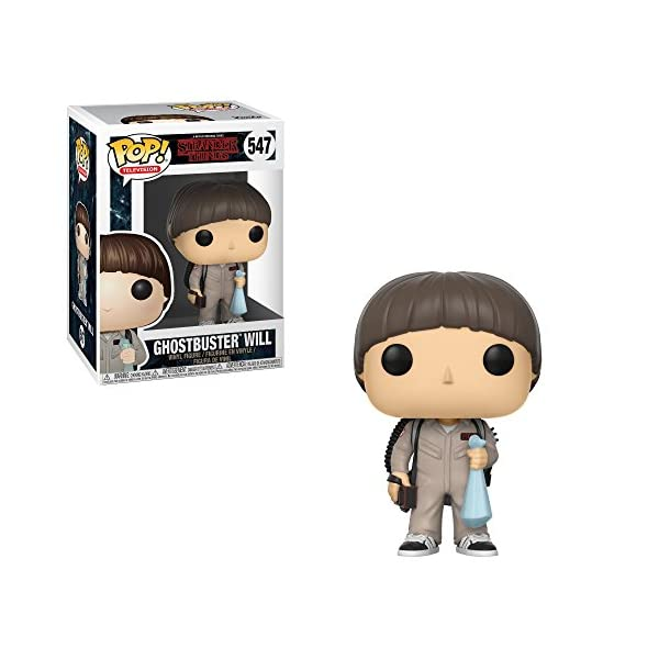 Funko Pop Will Cazafantasmas (Stranger Things 547) Funko Pop Stranger Things