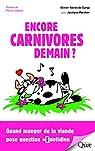 Encore carnivores demain ? par Porcher