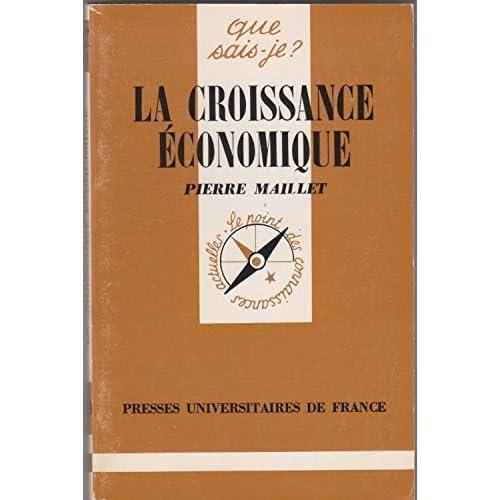 La Croissance économique by Philippe Rollet (1998-04-01)