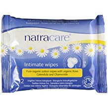 Natracare - Toallitas Higiene Íntima Femenina Natracare ...
