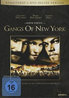 Gangs of New York (Deluxe Edition, 2 Discs, Remastered)