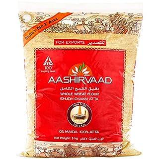 Aashirvaad Atta (Weizen Mehl) - 5kg