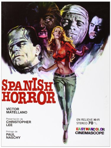SPANISH HORROR Spanish Horror Film