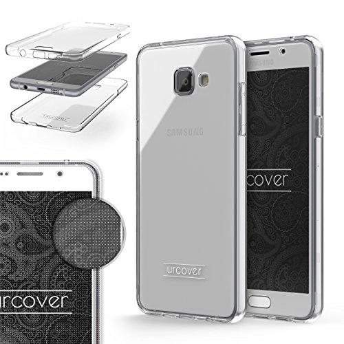 Samsung Galaxy A5 (2016) Handyhülle von Original Urcover® in der TPU Ultra Slim 360 Grad Edition Schutzhülle Case Cover Etui Klar [DEUTSCHER FACHHANDEL]