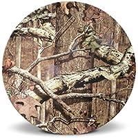 Mossy Oak Break Up Infinity Melamine Dinner Plate, 11-Inch, Round