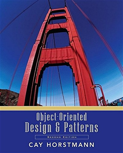 Object–Oriented Design and Patterns