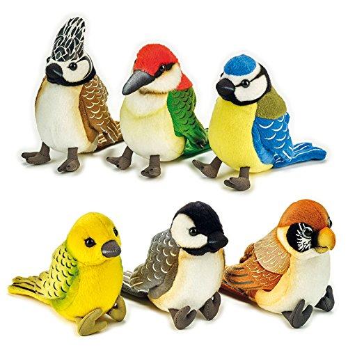 venturelli-770794-peluche-national-geographic-colourful-birds-soggetto-casuale