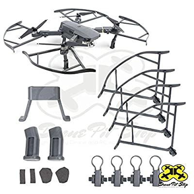 Propeller Guards + Landing Gear For DJI Mavic Pro - Ultimate Protection Pack