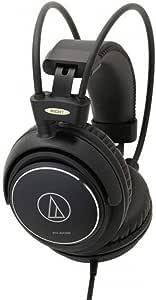 Audio Technica Avc500 High Fidelity Headphones Black Elektronik