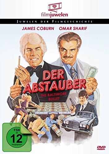 Der Abstauber - Billard-Filmklassiker mit James Coburn & Omar Sharif (Filmjuwelen)