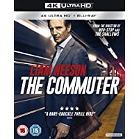 The Commuter 4K UHD