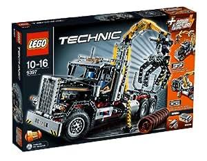 Lego Technic 9397 - Holztransporter