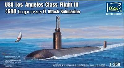 Riich Models RN28007 - 1/350 USS Los Angeles Class Flight von RIICH MODELS