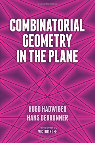 Combinatorial Geometry in the Plane (Dover Books on Mathematics) by Hugo Hadwiger (2015-02-27)