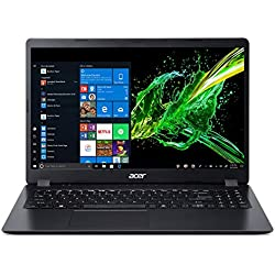 "Acer Aspire 3 A315-42-R5KQ Ordinateur Portable 15.6"" FHD (Ryzen 3, 4 Go de RAM, 128 Go SSD, Radeon Vega 3, Windows 10)"