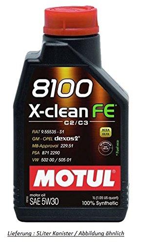 motul-aceite-8100-x-clean-fe-5w30-acea-c2-c3-5l