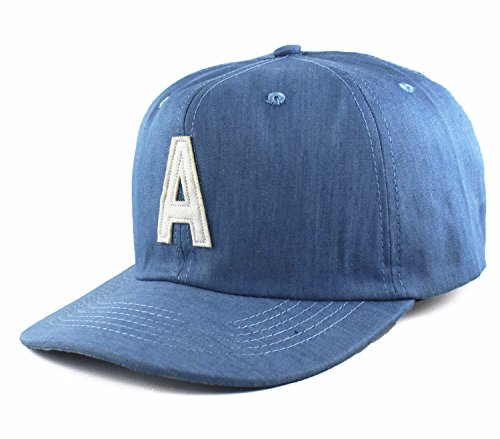 Agora Chambray 6 Panel Casquette