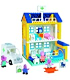 Big Peppa Pig HospitalBuilding  Set