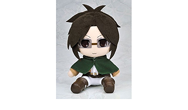 Featured image of post Hanji Attack On Titan Plush Share with your friends this shingeki