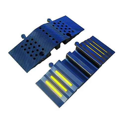 Preisvergleich Produktbild Doc Protection Schlauch- und Kabelbrücke für Schläuche und Kabel bis 75mm PVC