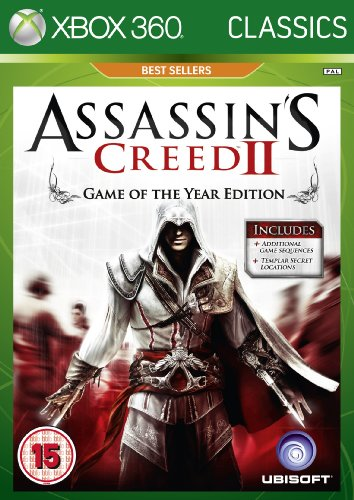 Assassins Creed 2: Game of The Year - Classics Edition (Xbox 360) [Edizione: Regno Unito]