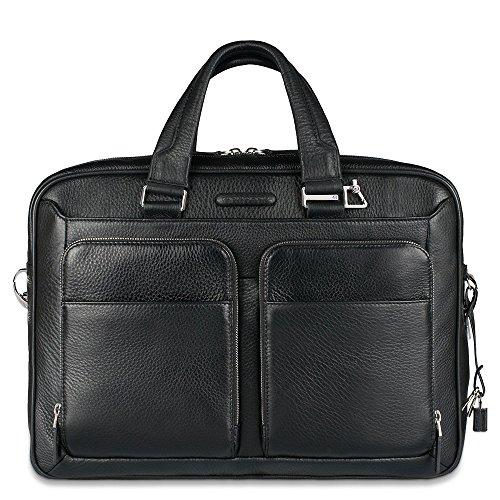 Piquadro Modus Laptoptasche 14 Zoll black