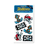Lutz Mauder Lutz mauder44554Flagge Pirat Jolly Roger Tattoo (One Size)