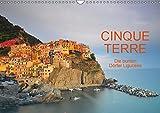 Cinque Terre - die bunten Dörfer Liguriens (Wandkalender 2019 DIN A3 quer): Die romantischen Fischerdörfer an der ligurischen Küste (Monatskalender, 14 Seiten ) (CALVENDO Natur)